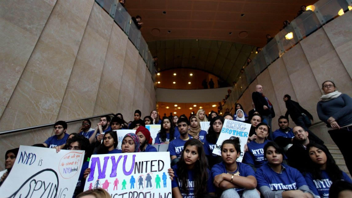 University Faculty: Don't Let Undercover NYPD Officers Spy On Our Muslim Students