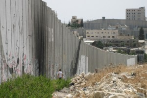 "The Israeli West Bank ""Barrier"", often called the 'apartheid wall',"