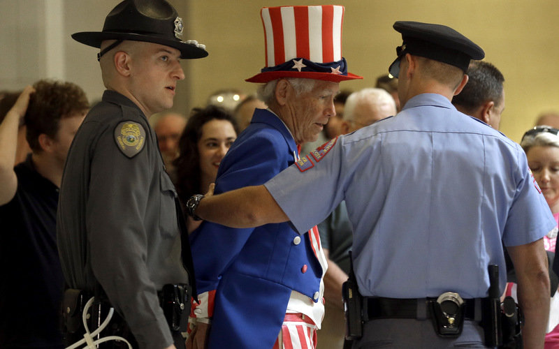'Give Me Liberty Or Give Me Death': The Loss Of Our Freedoms In The Wake Of 9/11