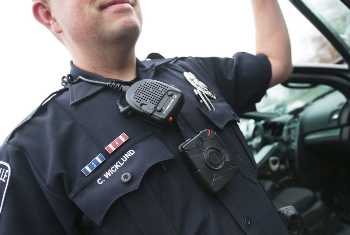 Bill To Keep Police Body Cam Video Private Raises Alarm
