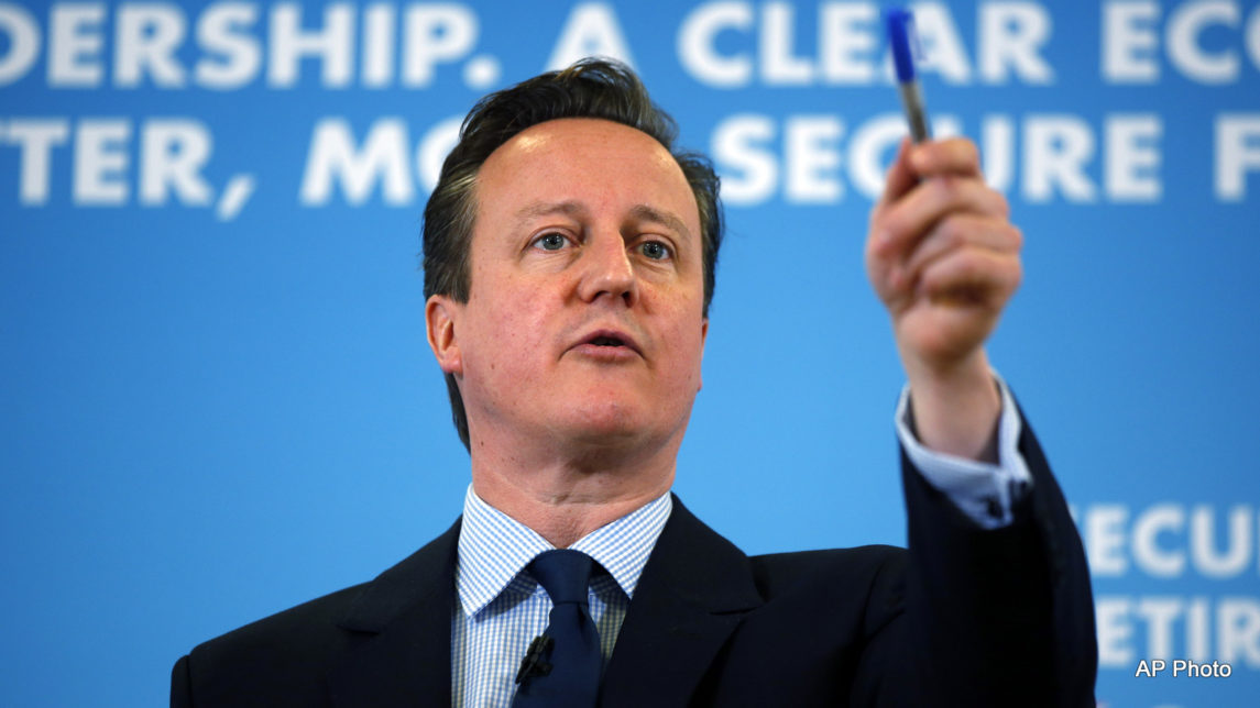 TV Debates Might Be Too American For UK Elections