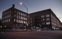 The Homan Square Black Site in Chicago, Illinois.