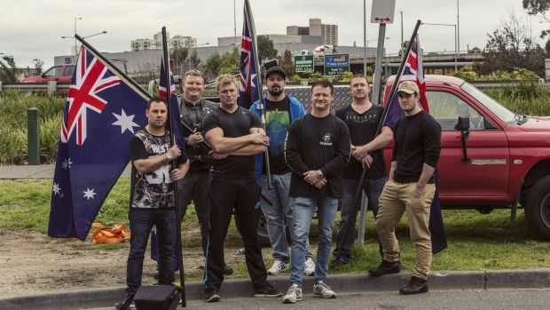 """Anti-Islam Pro-Nazi Group To Hold Australia's Largest Ever """"Patriot Rally"""""""