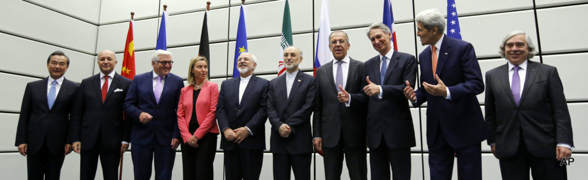 Iran Deal  'Net-Plus' For Nuclear Non-Proliferation Worldwide