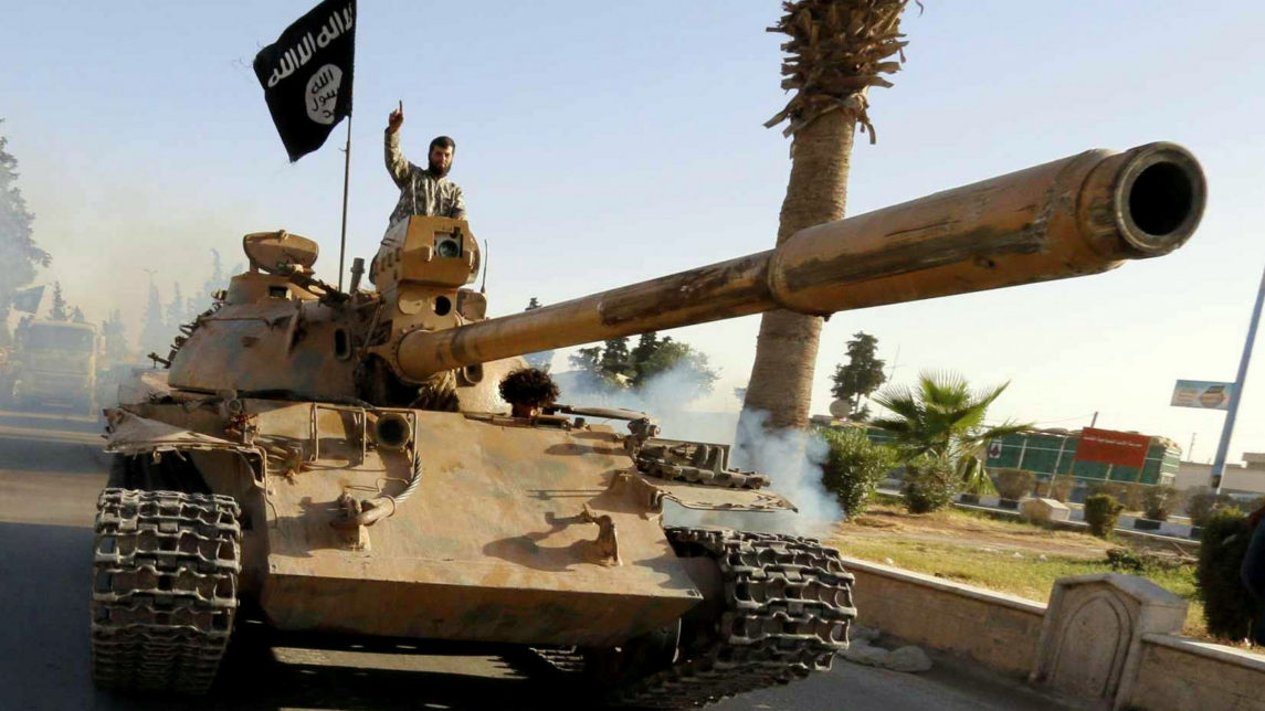U.S. State Department: Don't Hurt ISIS
