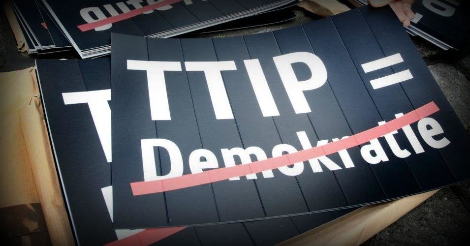 TTIP Tipping Point: Brexit 'Deals a Serious Blow' To US-EU Agreement