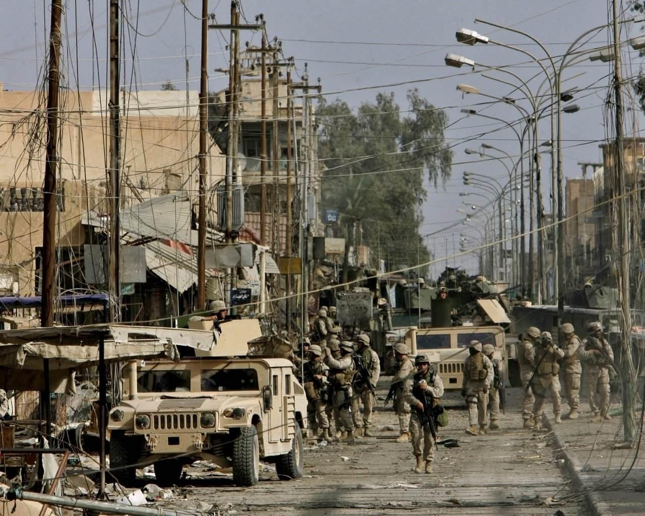 War on Terror Circa 2004