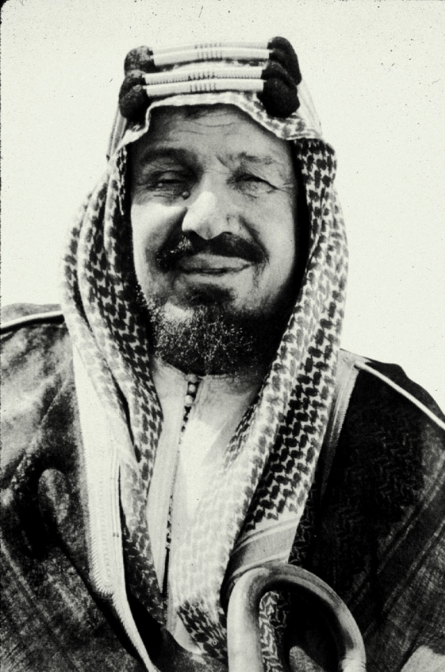 bn Saud, the founder of the House of Saud