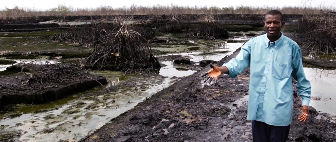 Amnesty International: Shell Oil's Claims Of Cleaning Up Oil Spills That Impacted Hundreds Of Thousands Of Nigerians Are False