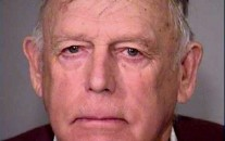 This Wednesday, Feb. 10, 2016 booking photo provided by the Maricopa County Sheriff shows Nevada rancher Cliven Bundy. Bundy, the father of the jailed leader of the Oregon refuge occupation, and who was the center of a standoff with federal officials in Nevada in 2014, was arrested in Portland, the FBI said Thursday, Feb. 11, 2016. (Maricopa County Sheriff via AP)