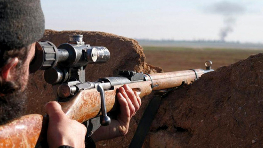 Mystery Sniper Dubbed 'Daesh Hunter' Takes Out Three ISIS Leaders