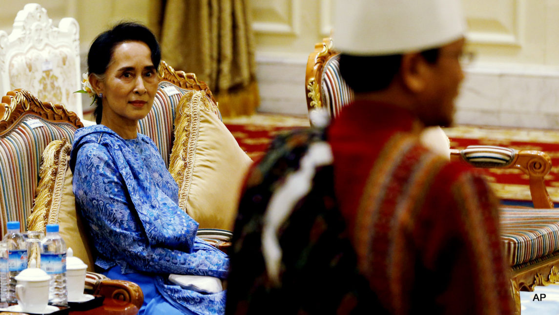 Myanmar's New US-Backed Dictator Doubles Down On Persecution Of Rohingya
