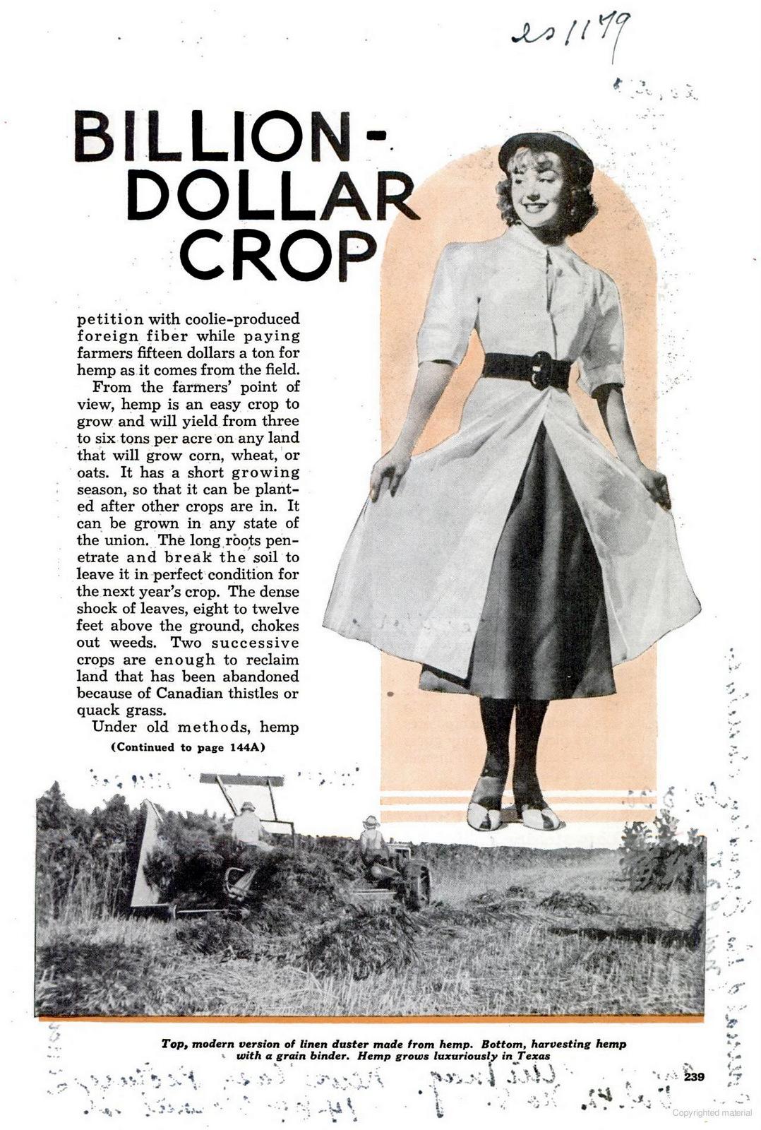 The Return Of Hemp, America's 'Billion-Dollar Crop' Books-001