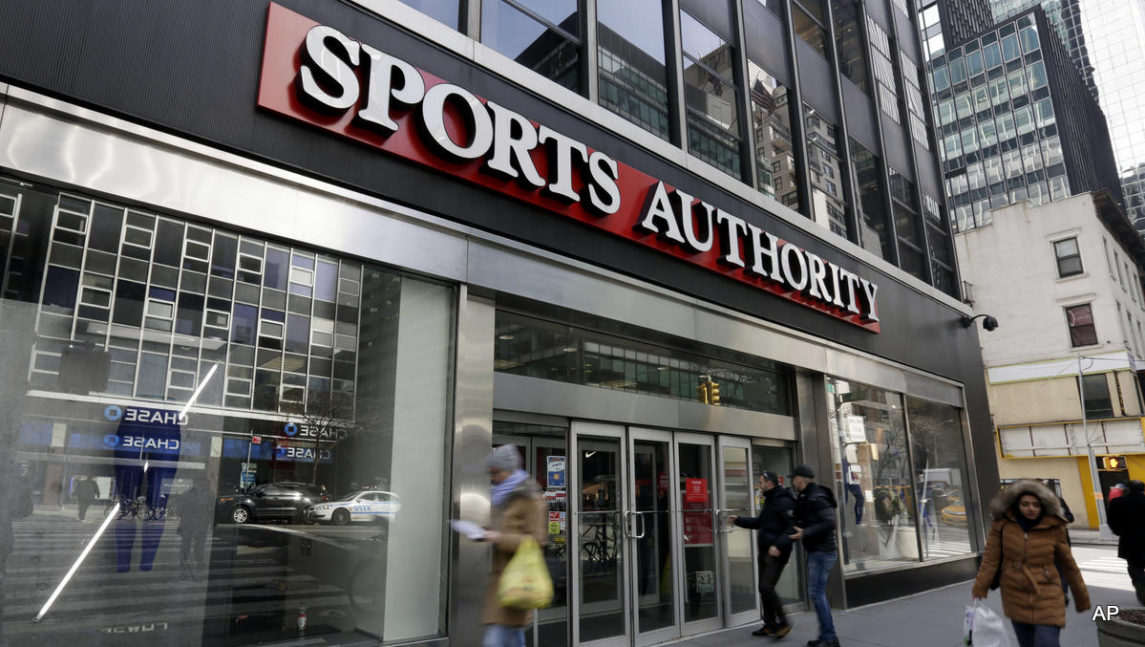 Judge Refuses Millions In Bonuses For Executives At Bankrupt Sports Authority