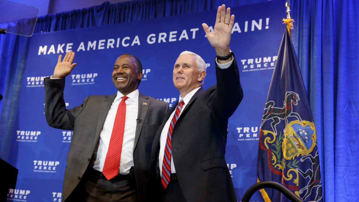 No Experience Needed: Trump Taps Ben Carson For HUD Secretary