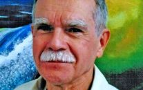 An archive image of Puerto Rican independentista Oscar Lopez Rivera.