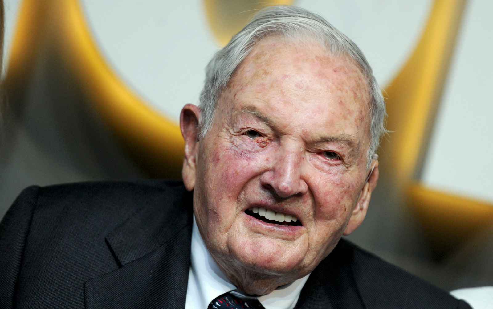 David Rockefeller's true legacy is much more mired in controversy than major publications seem willing to admit. (Photo: Dennis Van Tine/STAR MAX/IPx)