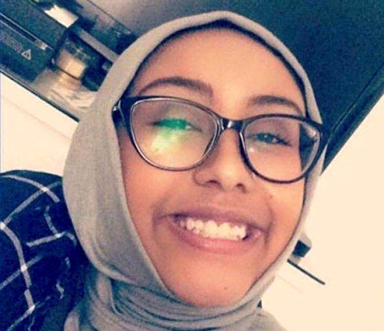 The Power of Hate – In Loving Memory Of Nabra Hassanen