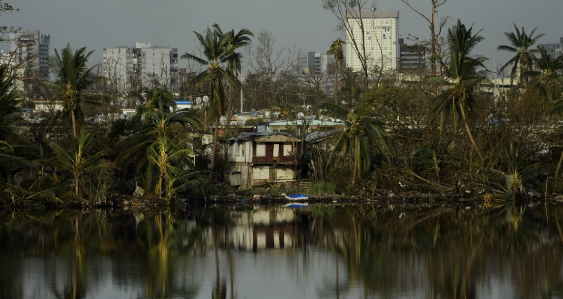 While Trump Stokes Division, Ongoing Crisis In Puerto Rico Ignored