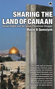 """Cover of """"Sharing The Land Of Canaan."""""""