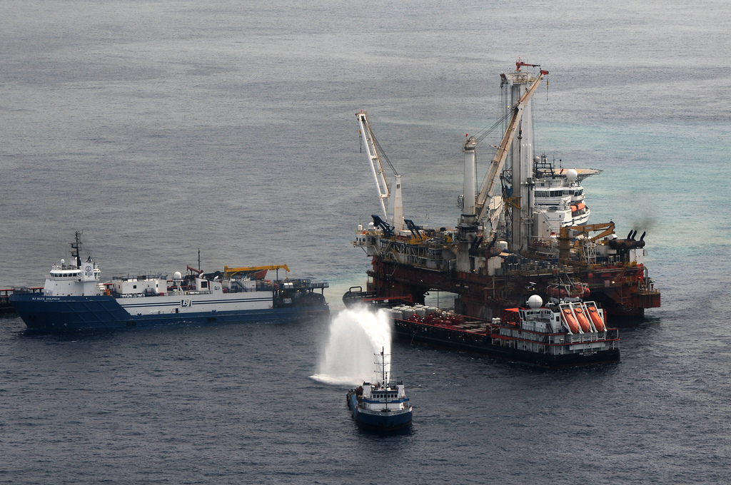 Experts: US ill-prepared for oil spill off Cuba
