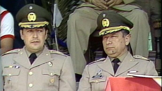 Generals Vides Casanova & Garcia