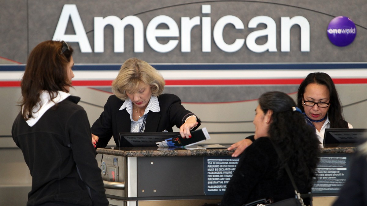 American Airlines Makes Its Case Against Union Contracts