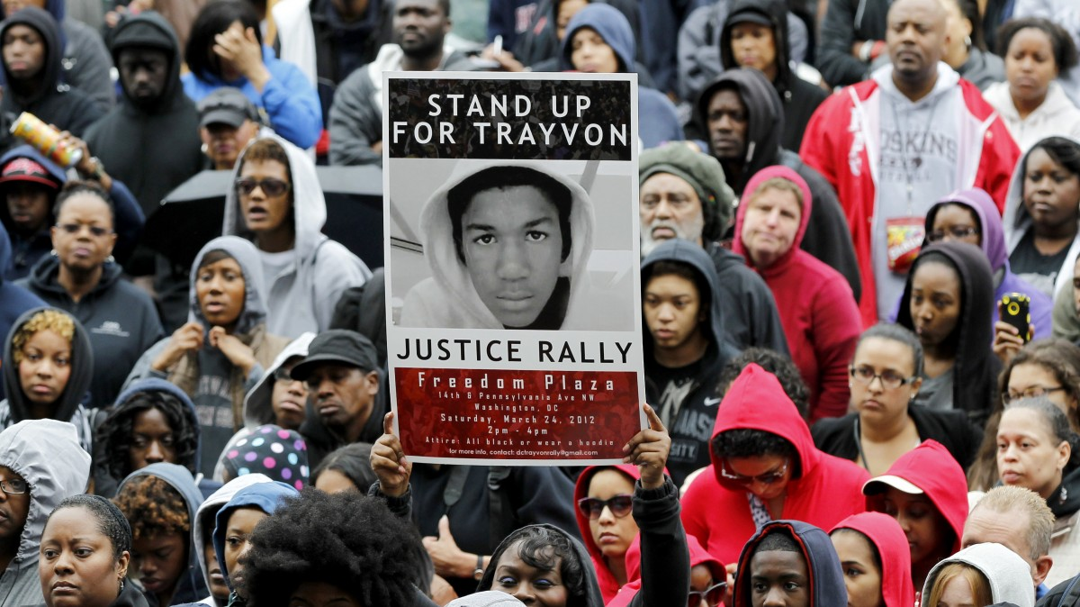 One Year Since Trayvon Martin Murder: New Play 'Outcry' In His Memory