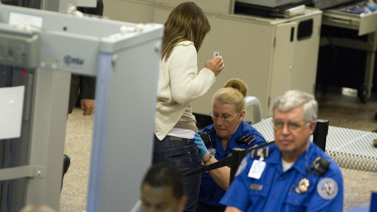 The TSA Is About To Get More Handsy With You And Your Family