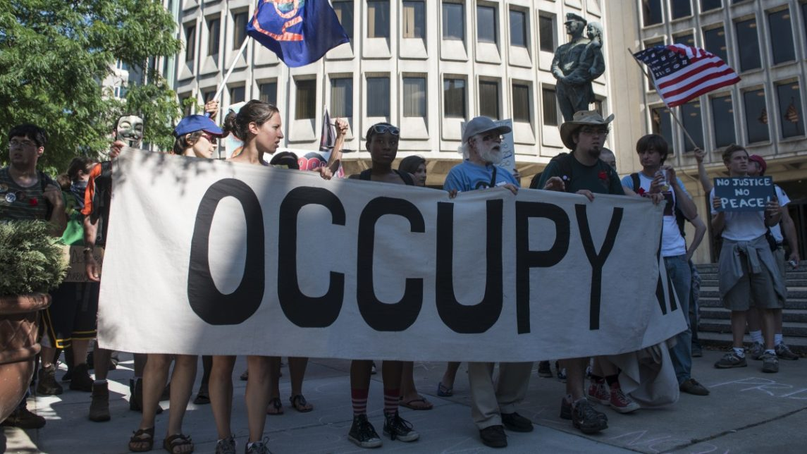 99 Declaration, OWS Protesters Split On Actions As Movement Moves Into American Politics