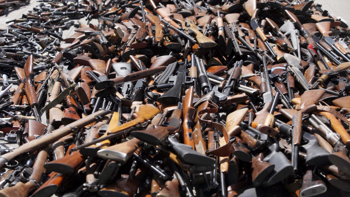 Chicago Gun Buyback Program Unknowingly Helps Fund NRA Youth Gun Camp