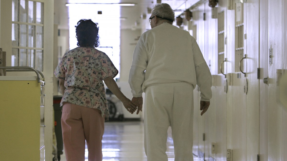 Elderly Prison Population Skyrockets, Exposes Increasingly Harsh Sentencing Laws Against Non-Violent