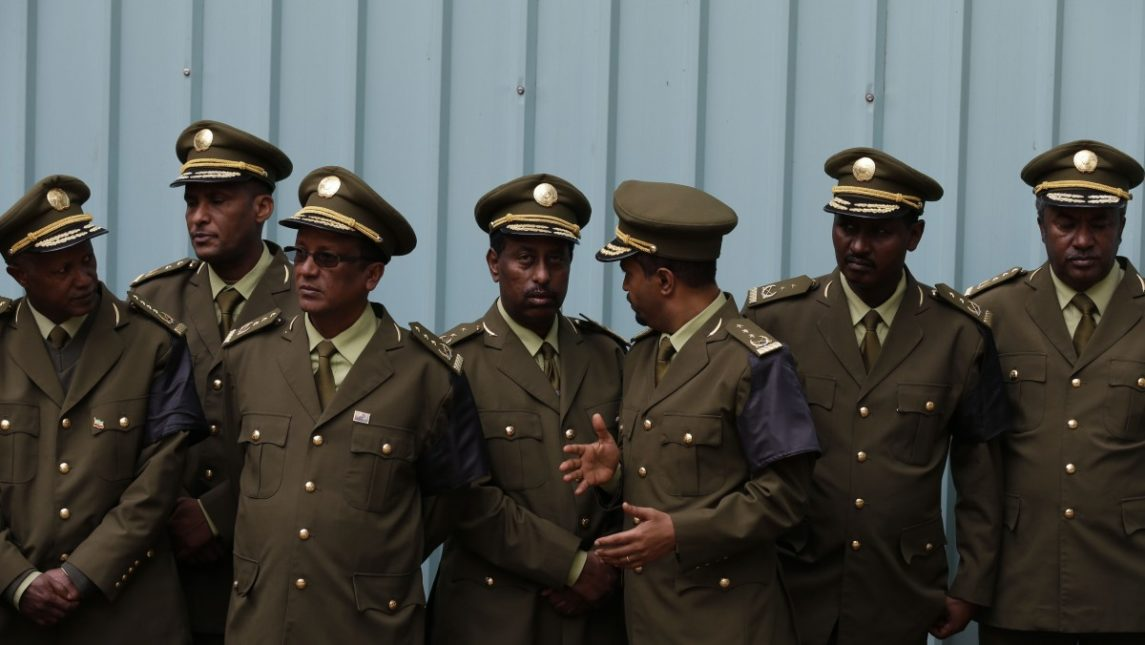 Human Rights Watch Accuses Ethiopian Army Of 'Torture And Rape'