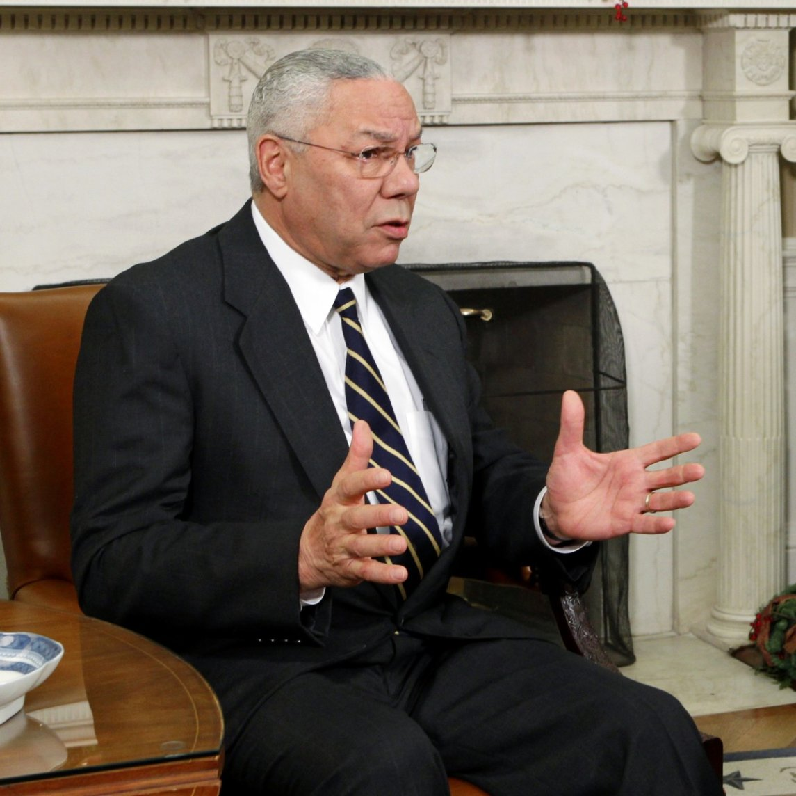 Autonomy, Centrism And Compromise: The Politics Of Colin Powell