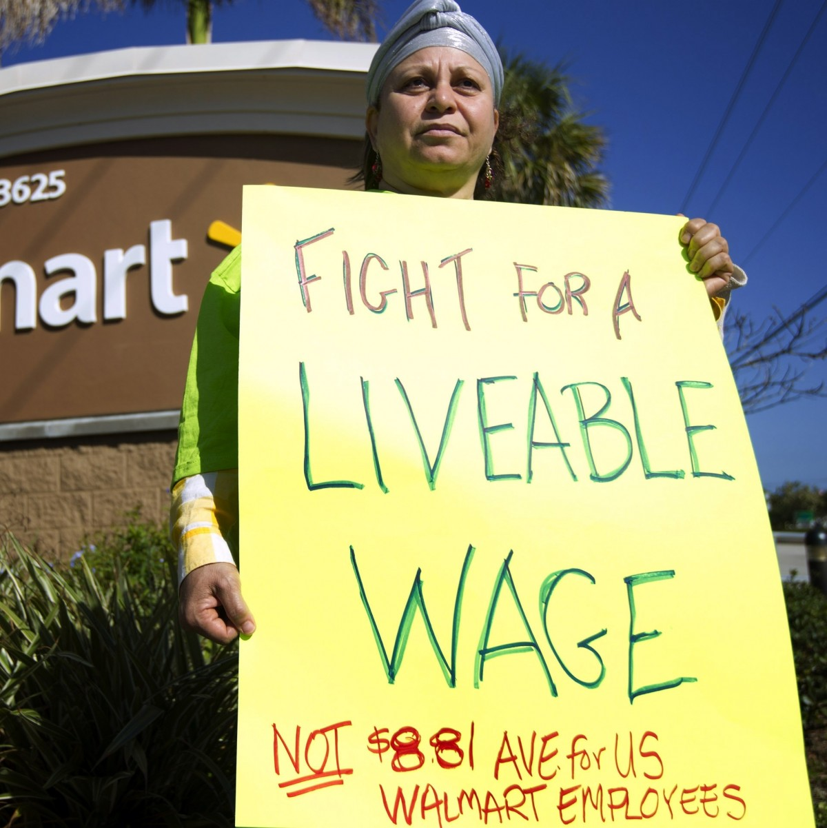UPDATE: Wal-Mart Workers Launch Surprise Strike Over Safety Issues