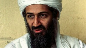 This April 1998 file photo shows exiled Saudi dissident Osama bin Laden is seen in Afghanistan. (AP Photo/File)