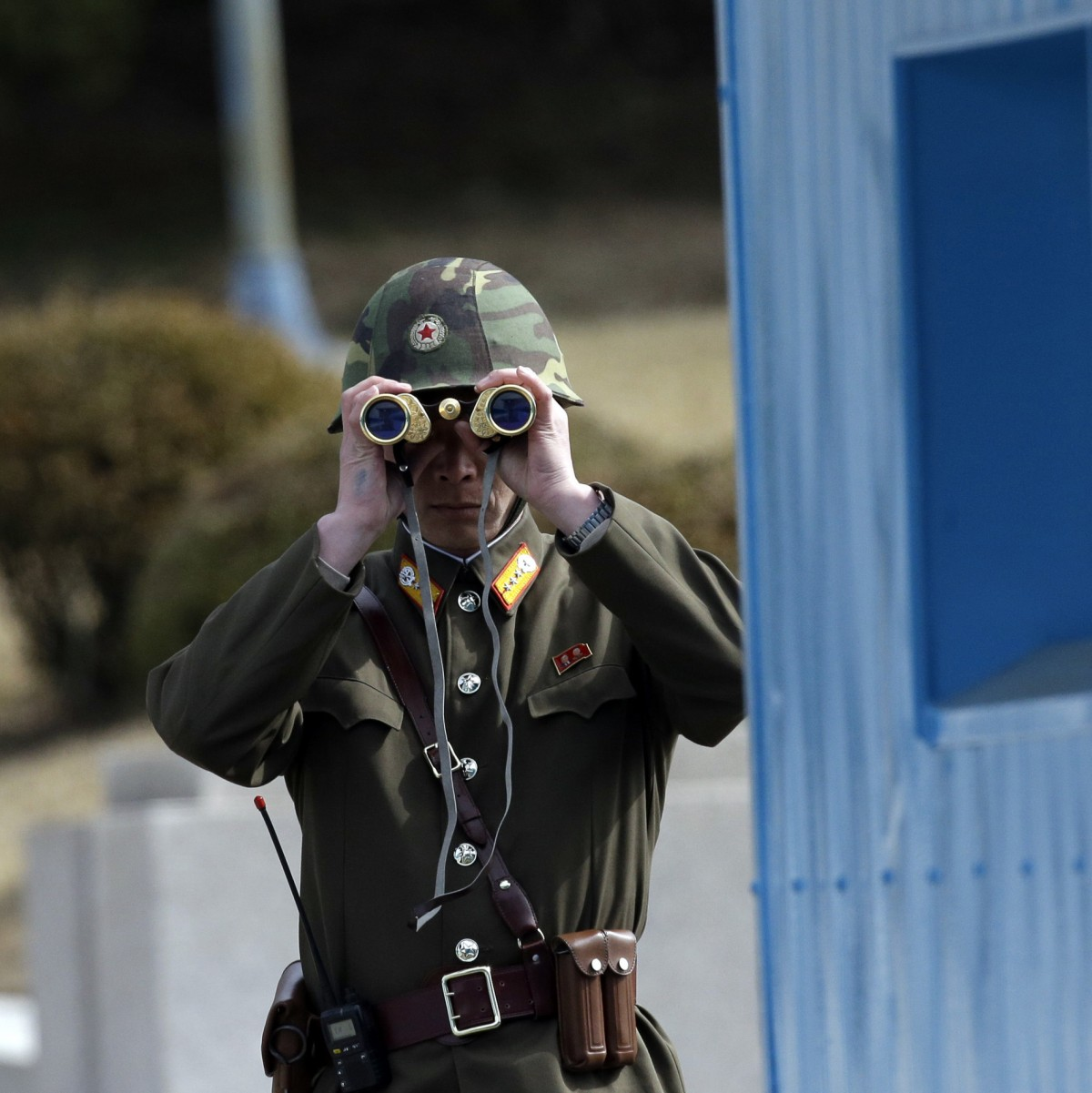 The Tragedy Of The North-South Korea Hotline
