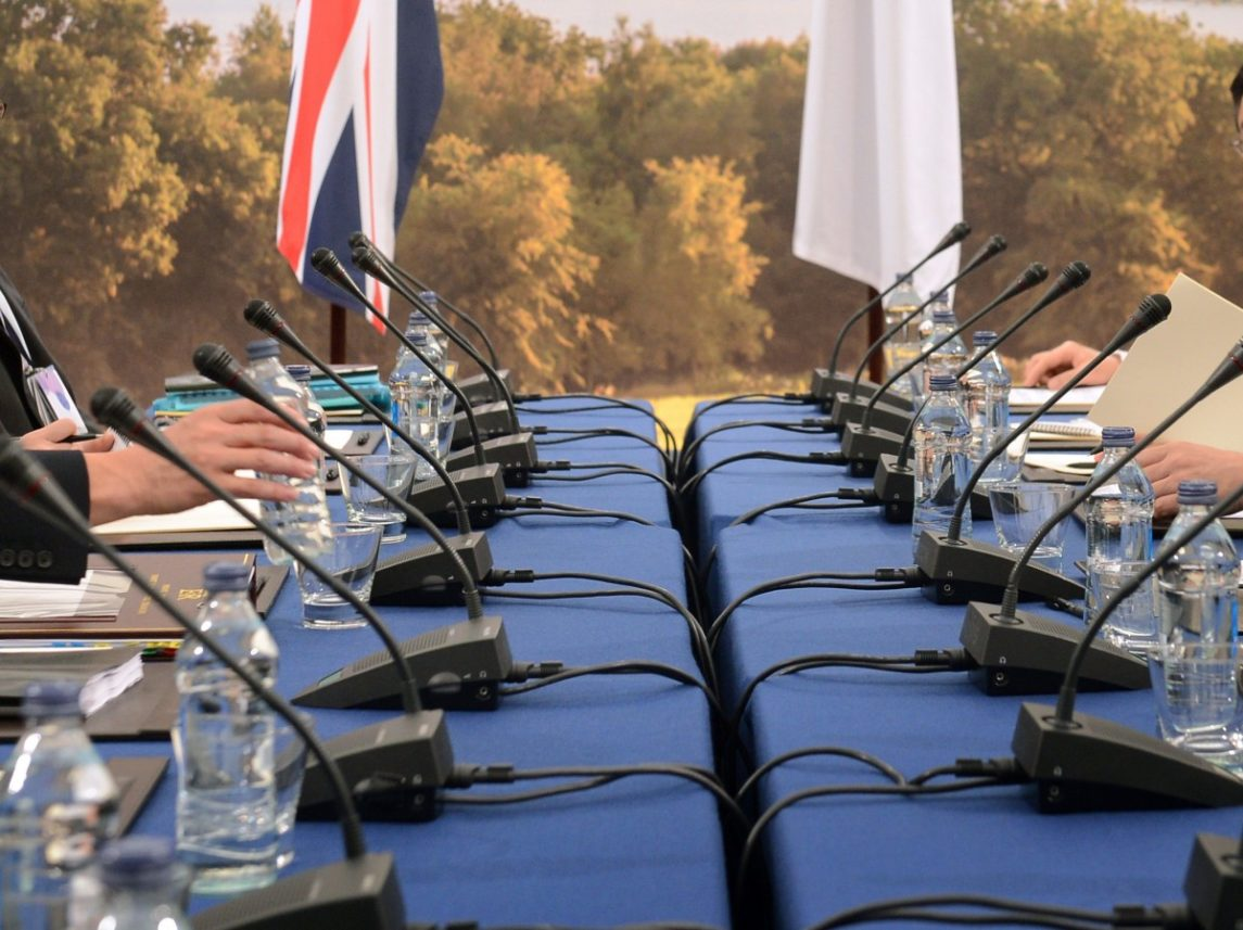 As G-8 Summit Starts, Revelation Emerges That UK Spied On G-20 Delegates In 2009