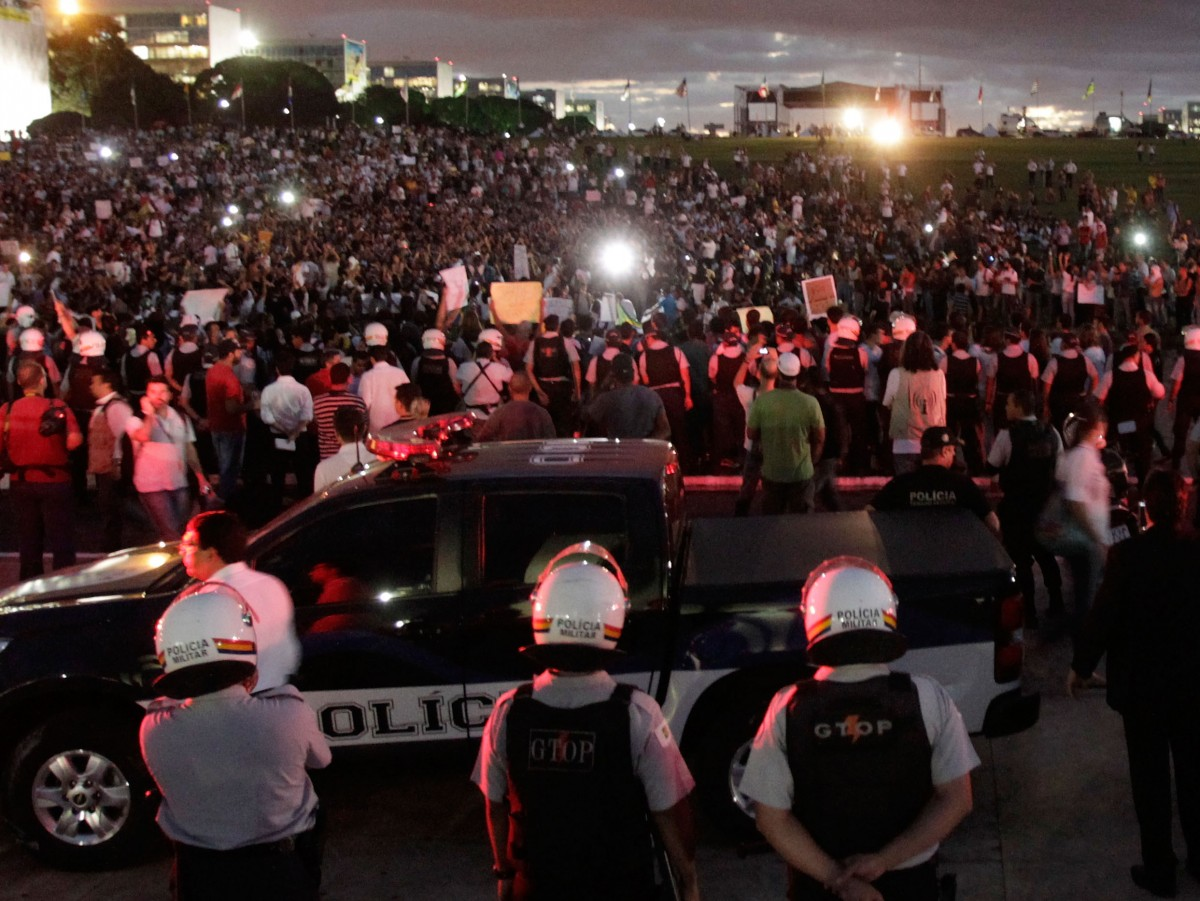 Brazilian Cities Cave To Protesters' Demands; More Demonstrations Planned