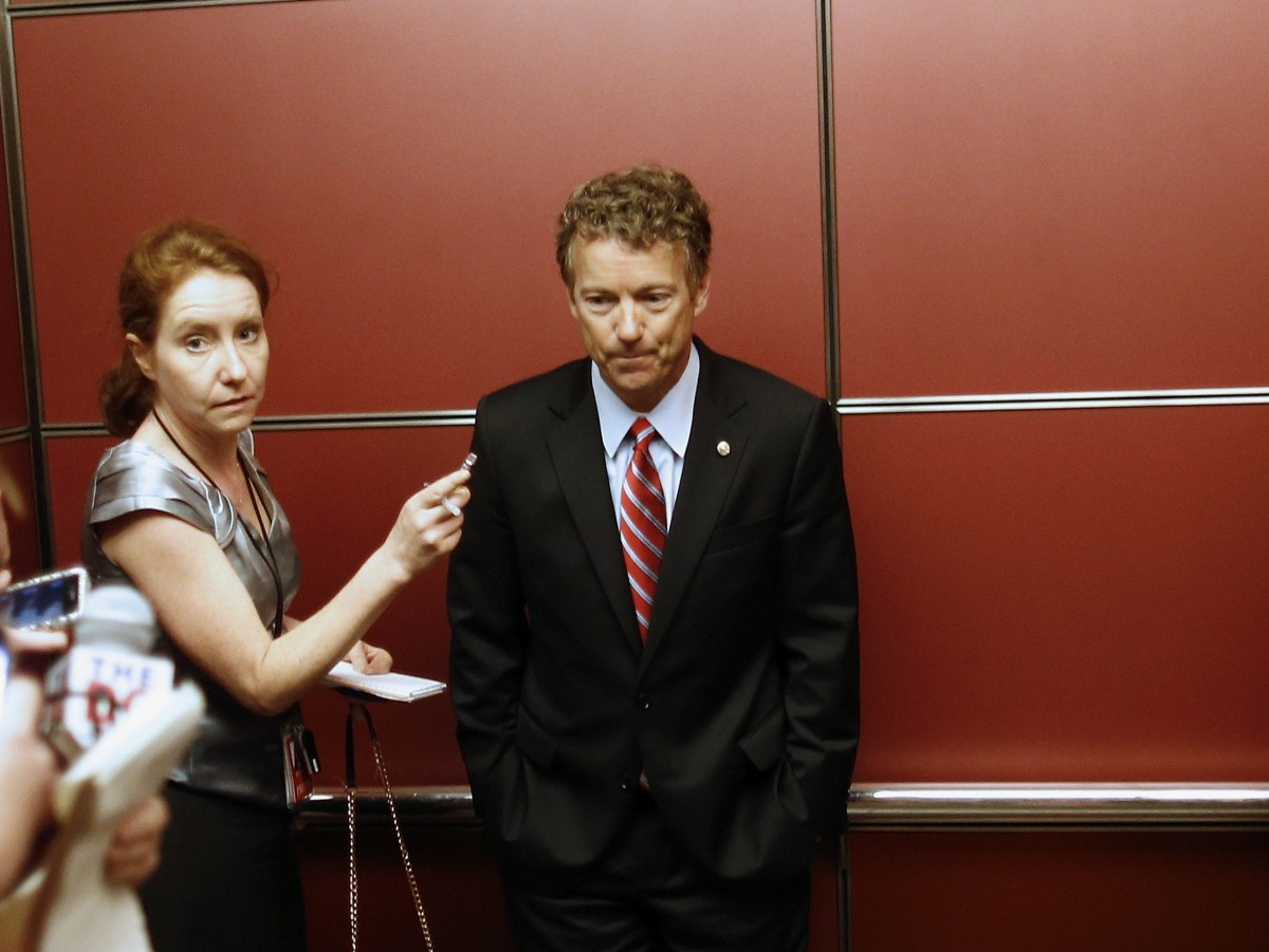 Rand Paul's Attempt To Attract Black Voters Stifled By Aide's Racist Rants