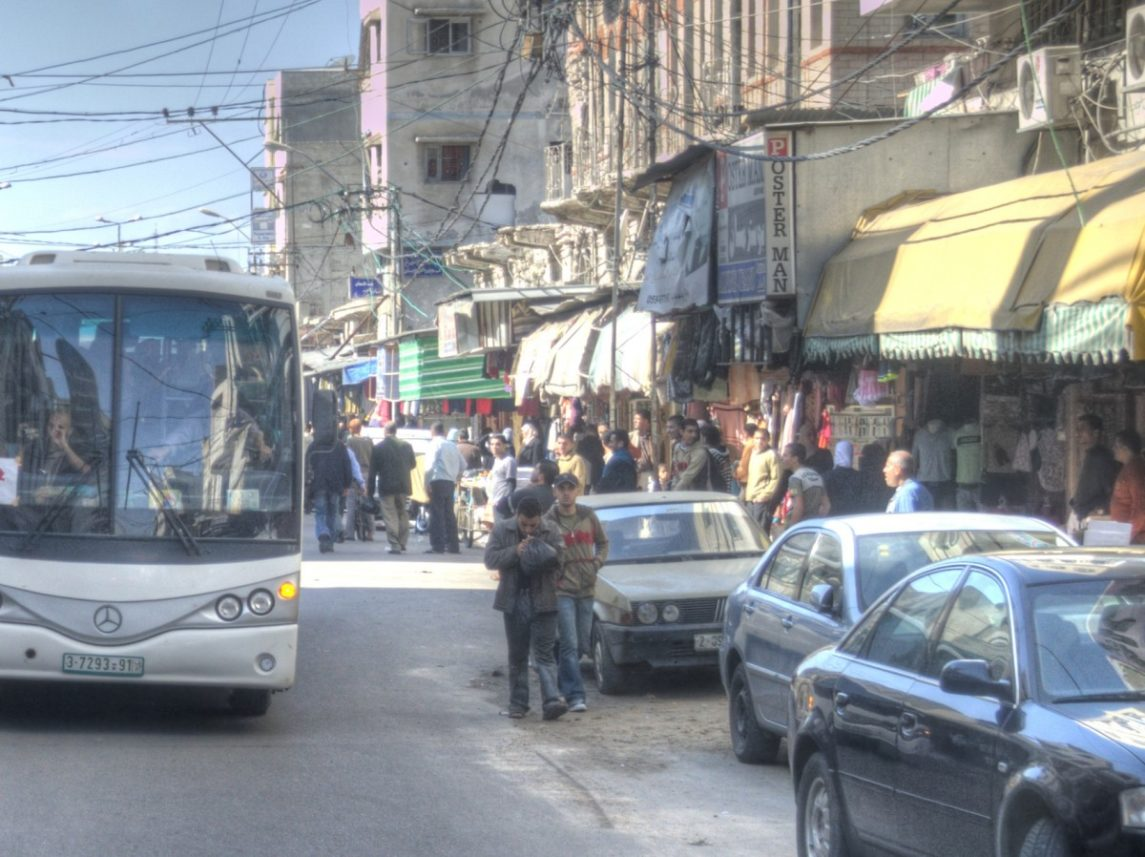 Egypt Unrest Creates Shortages In Besieged Gaza