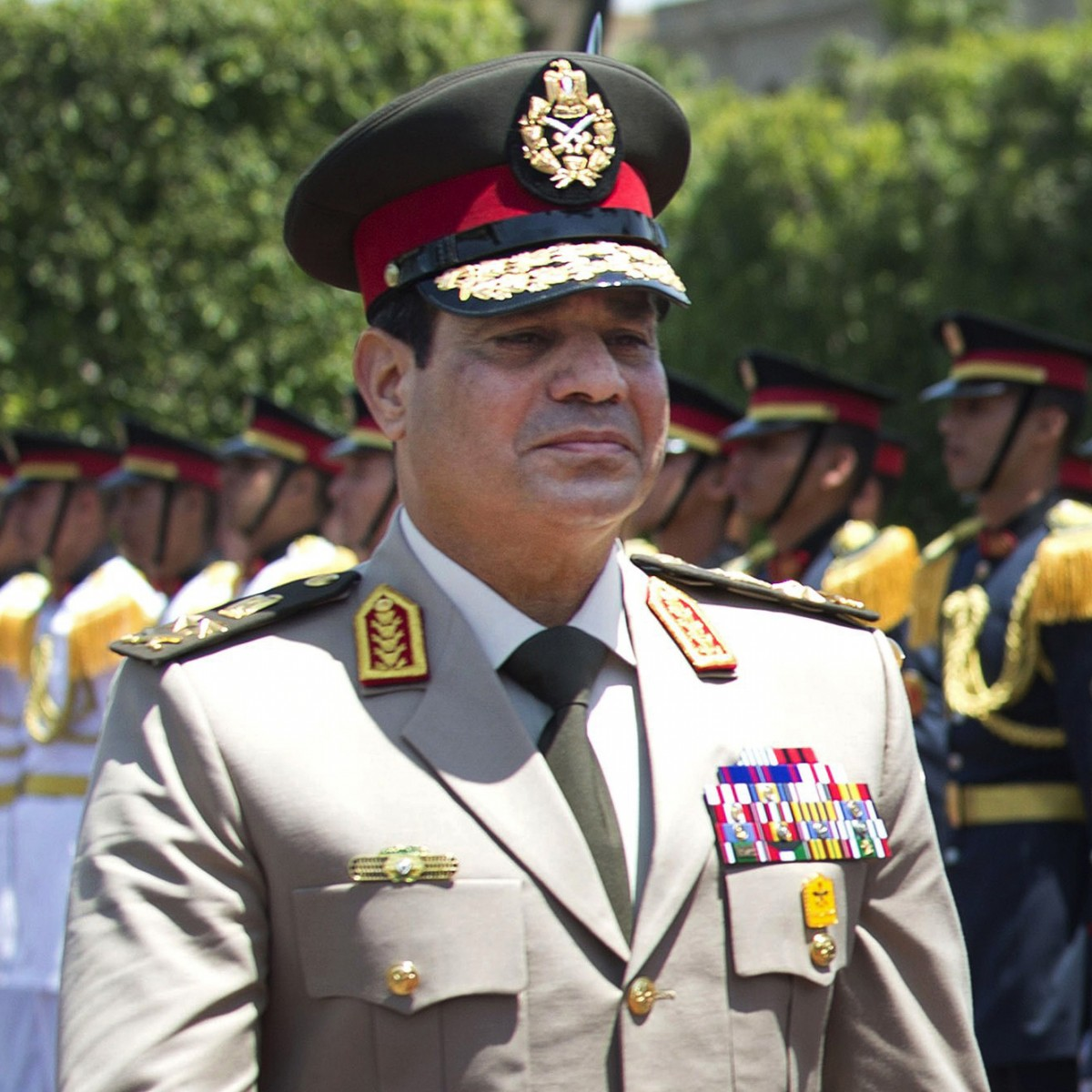 Egyptian Coup-eration: Blurry Lines Between Democracy And Military Shadow Governance