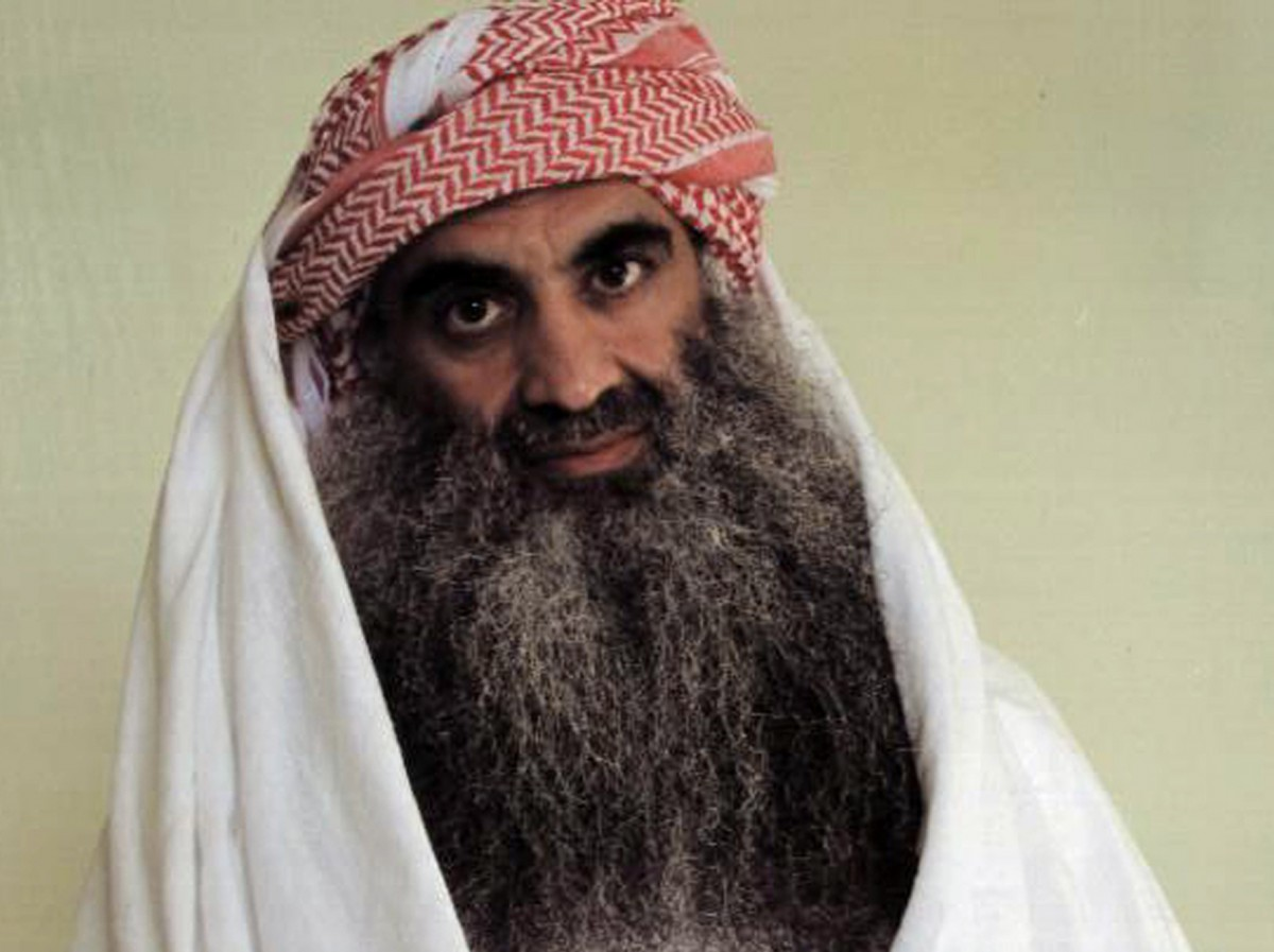 Alleged 9/11 Plotter Wanted To Design A Vacuum Cleaner — While Being Tortured By CIA