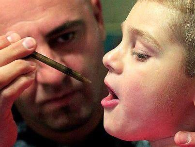 Doctor Threatens To Notify Child Protective Services Over Marijuana Cancer Treatment