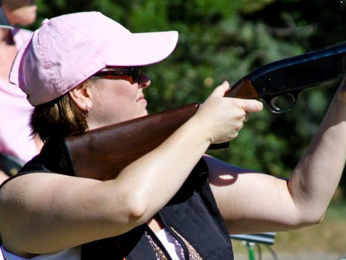 Gun-Toting Women Are On The Rise