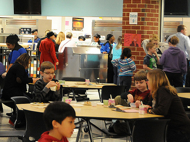 Why It's Hard For Schools To Provide Healthy Lunches Without Any 'Pink Slime'