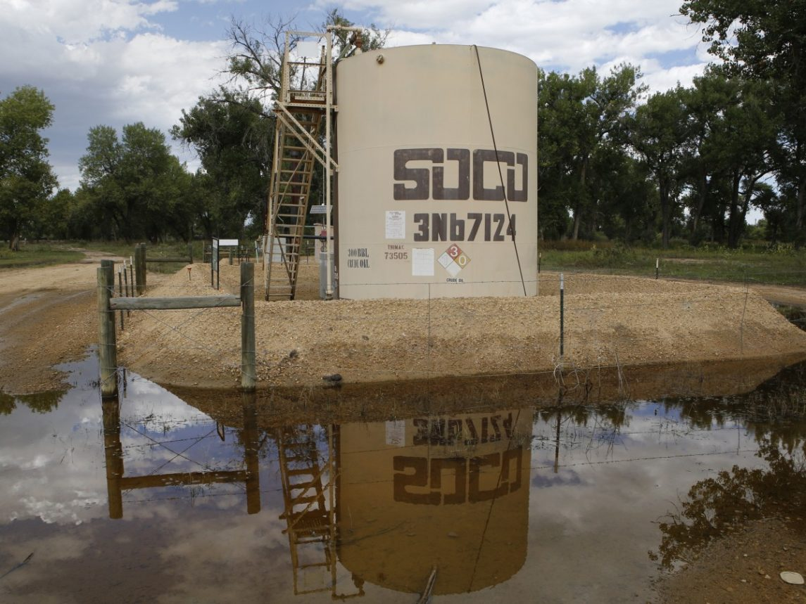Fracking War Emerges Over Colorado Flooding Debacle