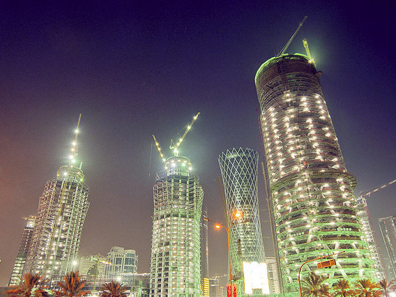 Qatar Accused Of Using Slaves For World Cup Construction