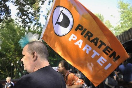 Has Germany's Pirate Party Already Blown Its Shot At Parliament?