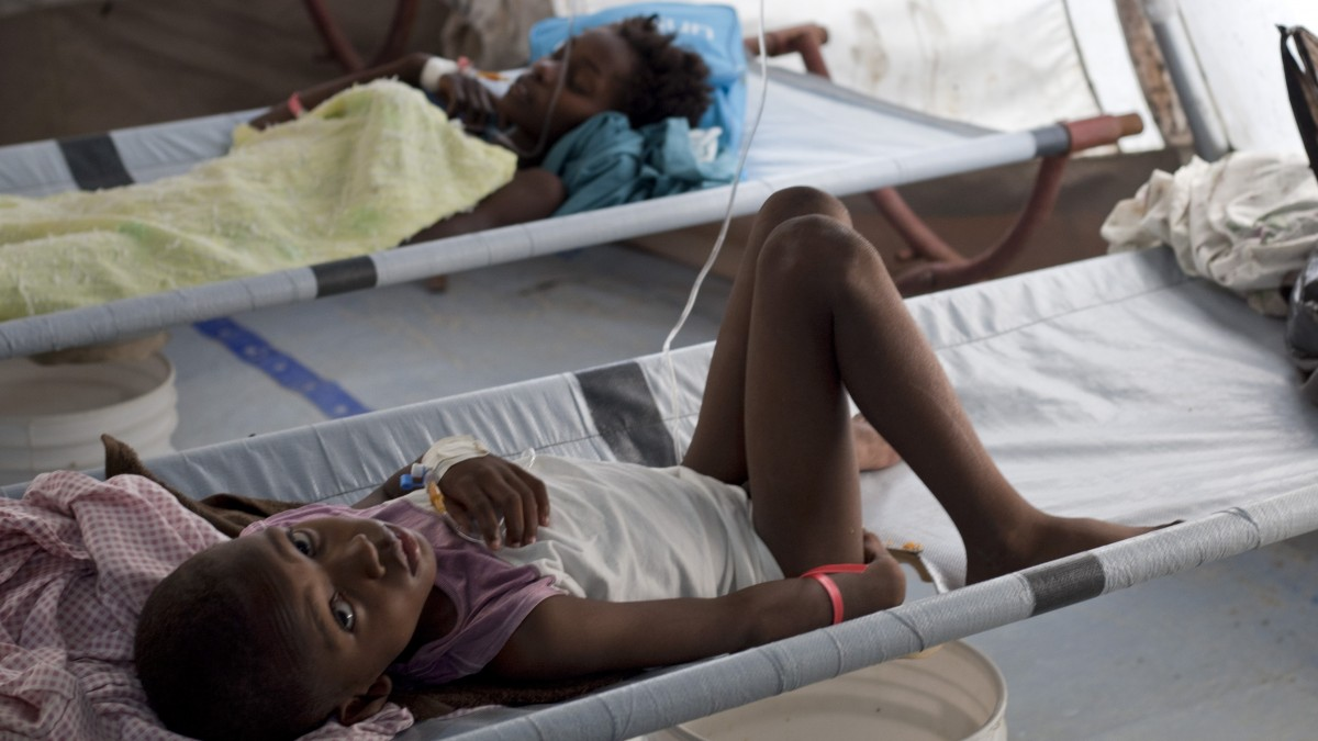 UN Finally Admits Responsibility For Haiti Cholera Outbreak Which Claimed Over 10,000 Lives